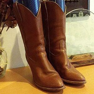 ccee7d206e06d Women Vintage Frye Cowboy Boots on Poshmark
